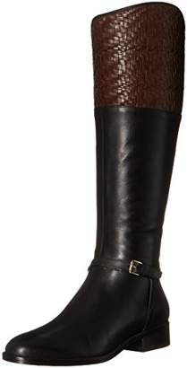 Cole Haan Women's Genevieve Weave Riding Boot