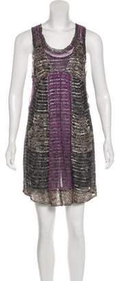 Isabel Marant Sleeveless Silk Dress