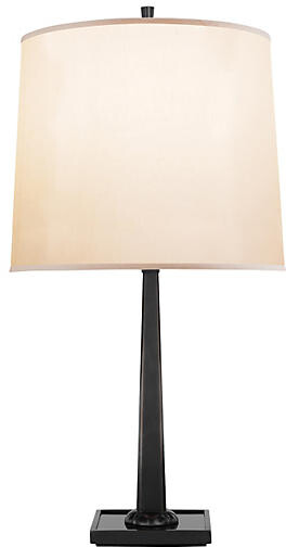 Petal Desk Lamp - Bronze - Visual Comfort & Co.
