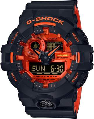 G-Shock BABY-G Military Ana-Digi Watch, 53mm