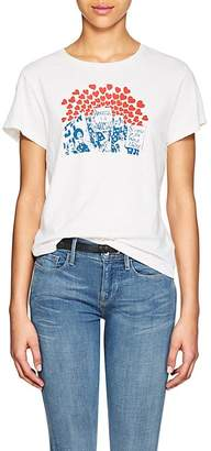 RE/DONE Women's The Classic Graphic T-Shirt