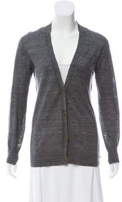 Brochu Walker Linen Knit Cardigan