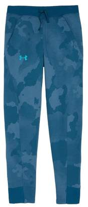 Under Armour Rival Print ColdGear(R) Jogger Pants