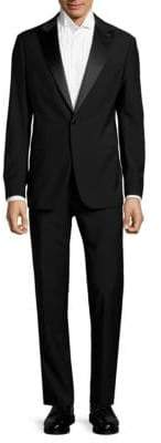 Giorgio Armani Nero Classic Tuxedo