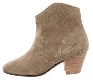 Etoile Isabel Marant Dicker Suede Booties w/ Tags