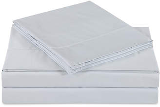 Charisma Ultra Cotton Sateen 610 Thread Count Solid Pair of King Pillowcases Bedding