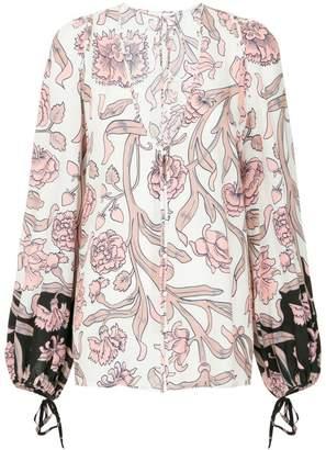 Alice McCall Alicante floral-print blouse