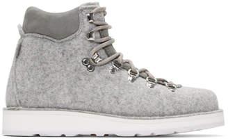 Diemme Grey Felt Roccia Vet Boots