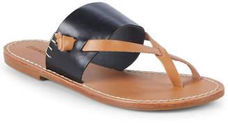 Soludos Slotted Thong Sandal