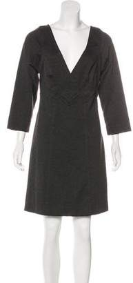 Max Studio Long Sleeve Mini Dress w/ Tags