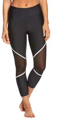 Next Women's Good Karma Energy Legging Capri Swim Tight 8149252 $74 thestylecure.com