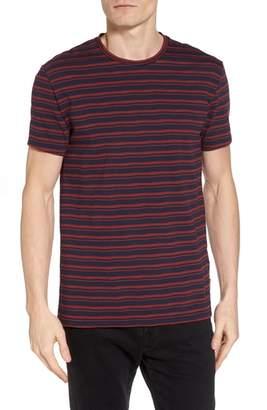 Ben Sherman Distorted Stripe T-Shirt