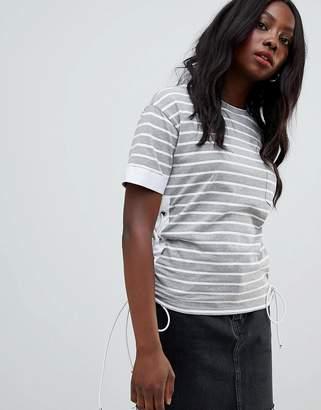 Glamorous stripe t-shirt