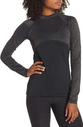 Nike Pro Warm Long Sleeve Top