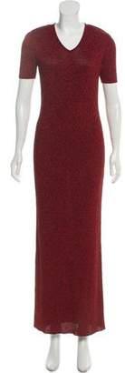 Chanel Metallic Dress