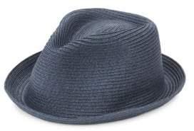 Braided Straw Panama Hat