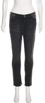 Current/Elliott The Spade Mid-Rise Skinny Pants