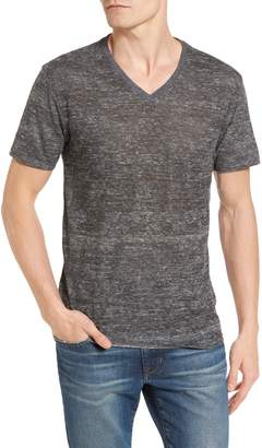 The Rail Burnout V-Neck T-Shirt