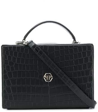 Philipp Plein Statement tote bag