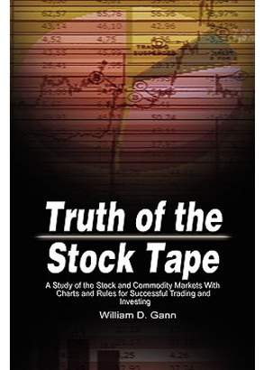 STUDY William D Gann Truth of the Stock Tape : A of the Stock and Commodity Markets With Charts and Rules for Successful Trading and Investing