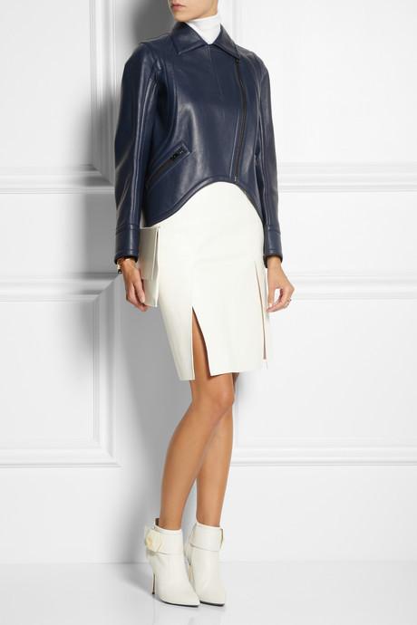 Fendi Leather jacket