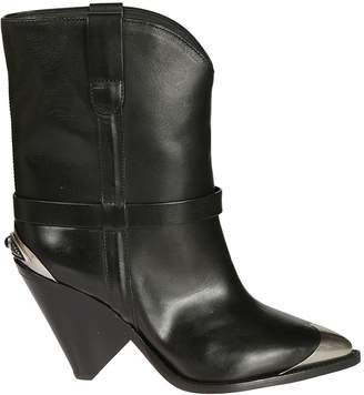 Isabel Marant Western Story Ankle Boots