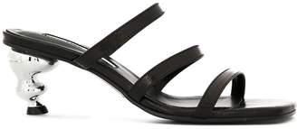 YUUL YIE strappy mules