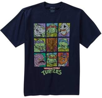 Teenage Mutant Ninja Turtles Teenage Mutant Ninja Turtle Men's Character Graphic Short Sleeve T-Shirt