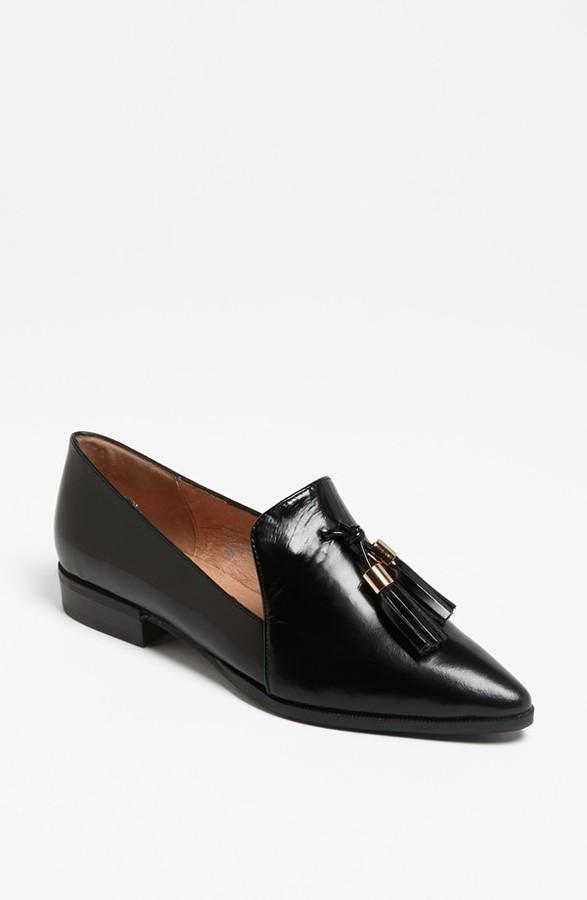 Jeffrey Campbell 'Blane' Tassel Loafer Flat