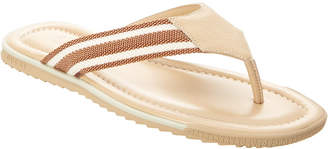 Gucci Leather Thong Sandal