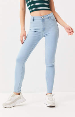 PacSun Sweetie Super High Rise Jeggings