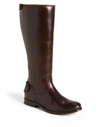 Frye 'Melissa Button Back Zip' Boot