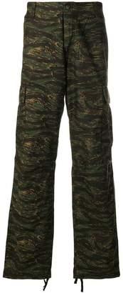 Carhartt Heritage camo cargo trousers
