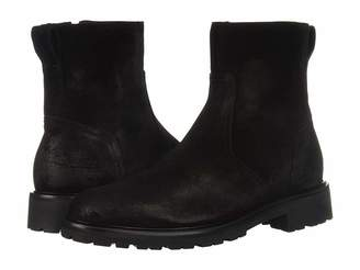 Belstaff Attwell Burnished Suede Boot