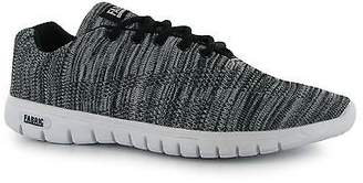 Fabric Mens Flyer Runner Sport Shoes Laced Fastening Running Run Trainers