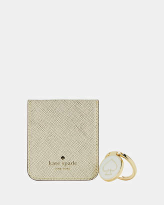 Kate Spade Gift Set: Sticker Pocket & Stability Ring
