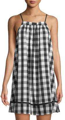 Kate Spade Summer Check Chemise