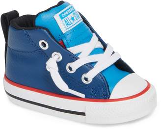 Converse Collegiate Street Mid Sneaker