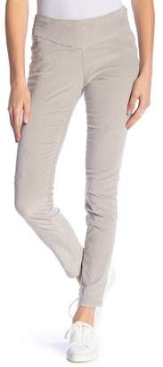 Jag Jeans Olive Highwaisted Skinny Velvet Pants