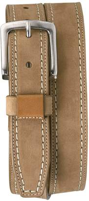 Trask 'Alpine' Nubuck Leather Belt