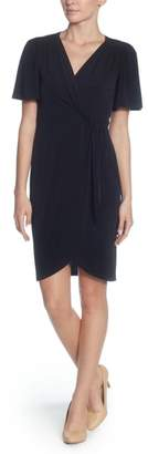 Catherine Malandrino Nyla Twist Front Sheath Dress