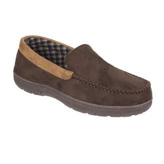 1d3de30467de 34 Degrees Heat 32 Degrees Heat Men s Slipper House Shoe Moccasin Memory  Foam Micro Suede Indoor
