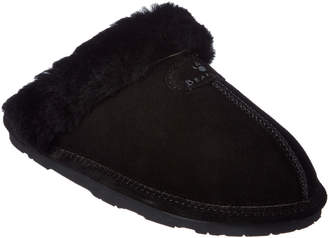 BearPaw Women's Cozy Loki Ii Suede Slipper