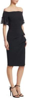 Farideh Off-The-Shoulder Dress