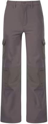 Regatta Great Outdoors Kids Boys Adventure Tech Softshell Weatherproof Trousers
