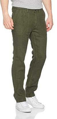 Pantalon En Lin Ouvrier Hommes Visage Gras lSoHlon