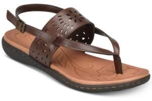 b.ø.c. Clearwater Flat Sandals Women's Shoes