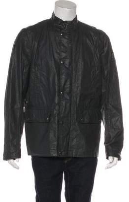 Belstaff Linen Wax Coated Jacket