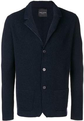 Roberto Collina knitted buttoned cardigan