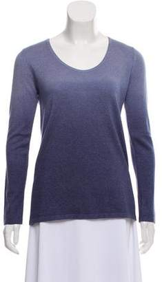 Malo Cashmere Blend Ombré Sweater
